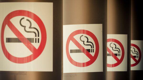 Знак запрета курения