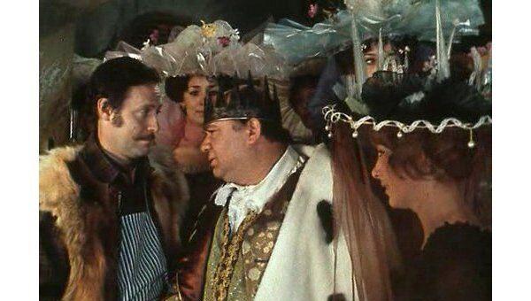 Кадр из фильма Обыкновенное чудо