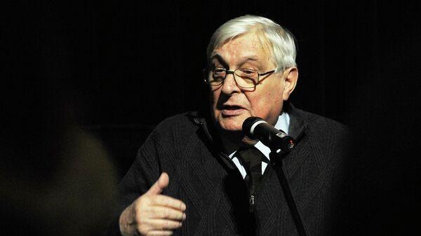 Актер Олег Басилашвили, архивное фото