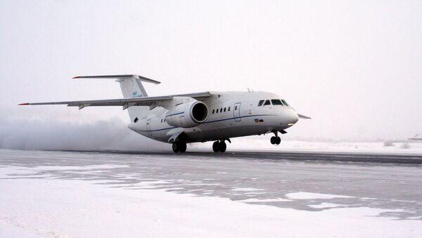 Пассажирский самолет АН-148, архивное фото