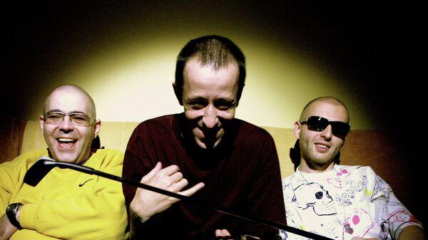 Группа Кровосток, архивное фото