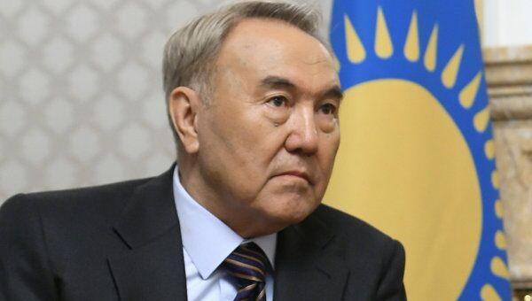 Нурсултан Назарбаев. Архив