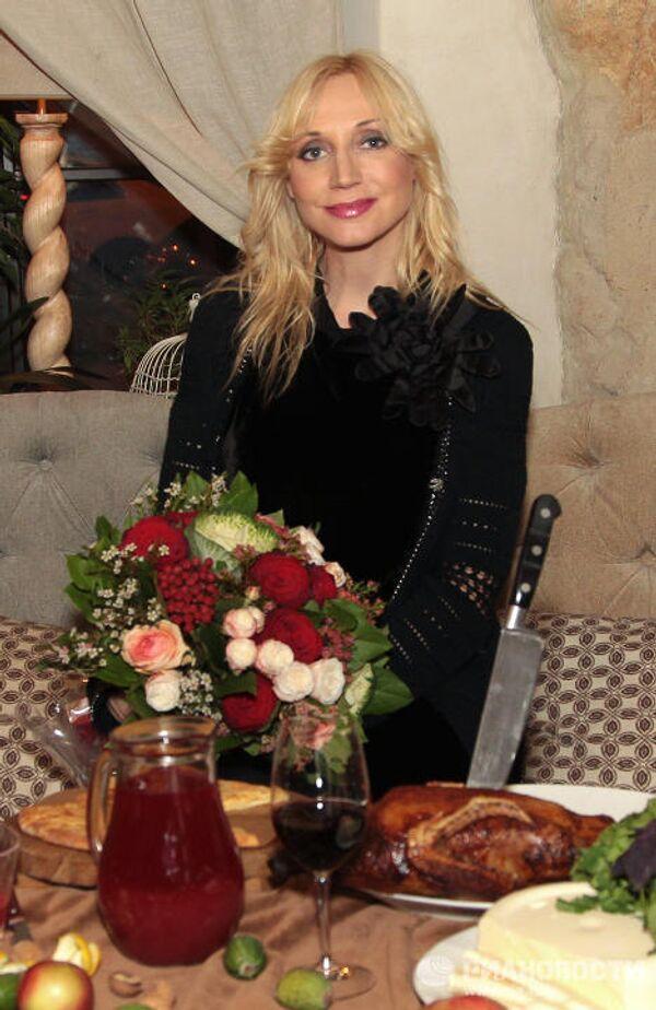 Вечеринка, посвященная дню рождения ресторана Тинатин