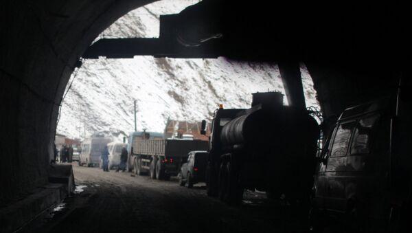 Ситуация в Южной Осетии. Архивное фото