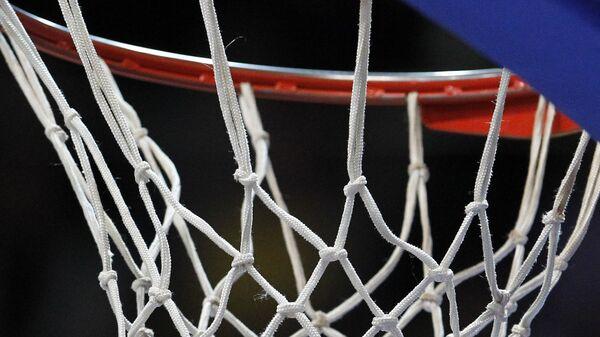 Баскетбольная корзина. Архивное фото