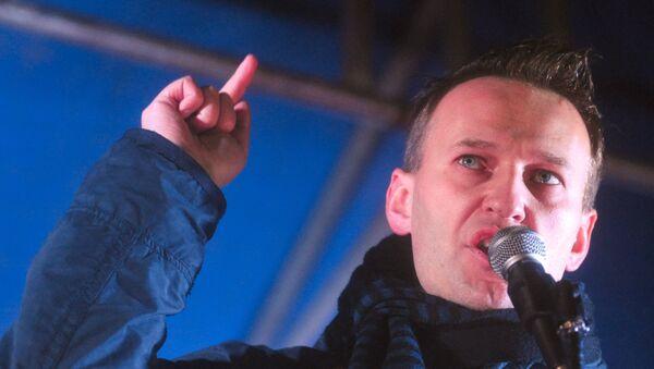 Блогер, основатель проекта Роспил Алексей Навальный