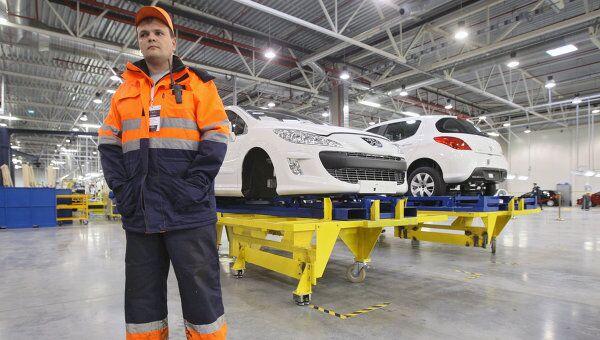 Продажи Peugeot в России за шесть месяцев снизились на 19,9%