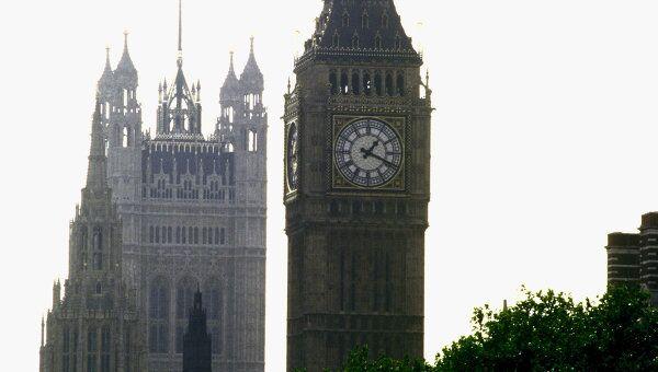 Лондон. Биг Бен
