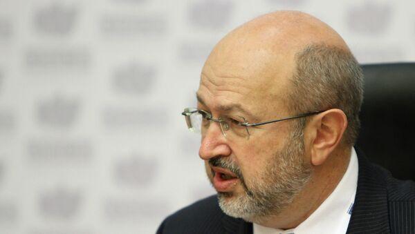 Генеральный секретарь ОБСЕ Ламберто Заньер. Архивное фото