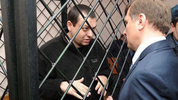 Заседание суда по делу Александра Ходыча