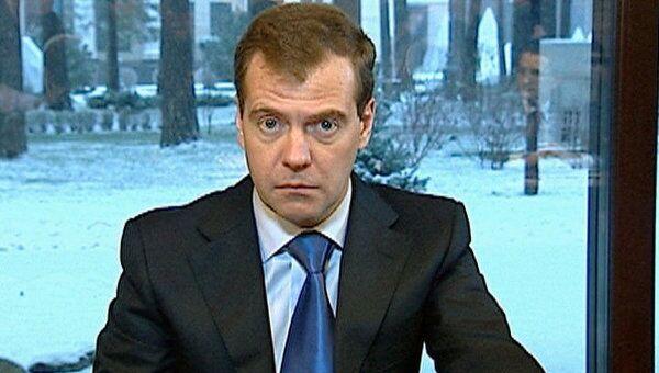 Медведев прокомментировал недовольства выборами в Госдуму