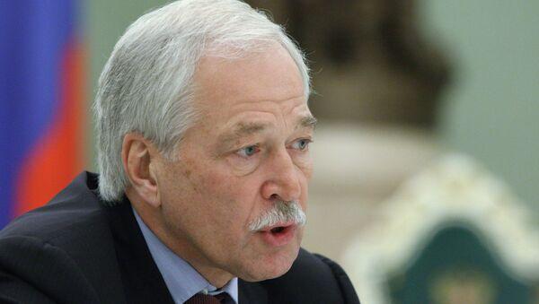 Борис Грызлов. Архив