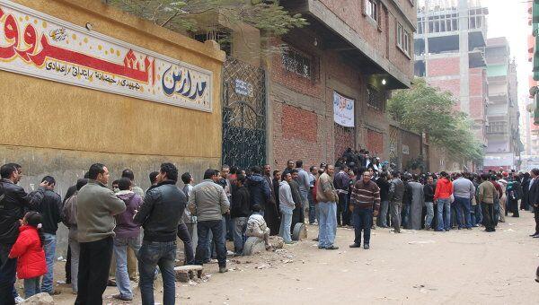 Парламентские выборы в Египте. Архив