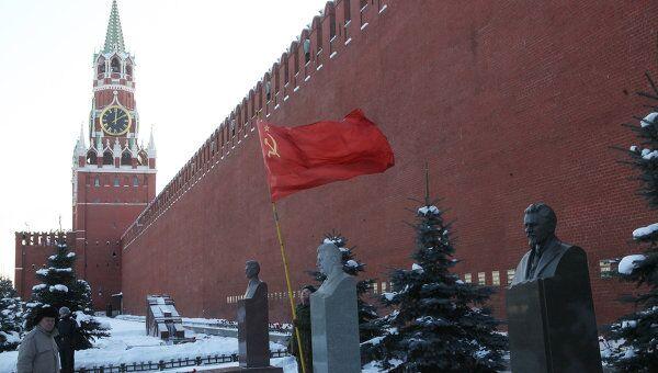 Могила Иосифа Сталина
