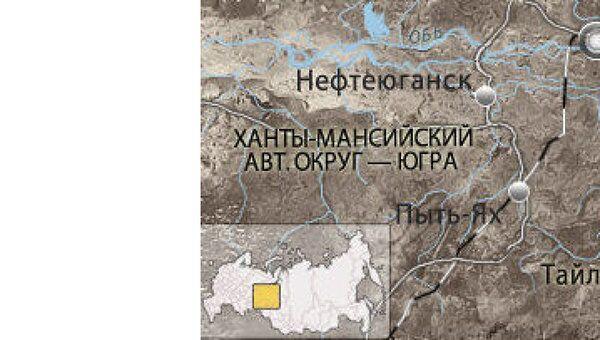 Жесткая посадка вертолета Ми-26 в Ханты-Мансийском автономном округе