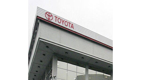 Toyota вновь остановит конвейер на петербургском заводе