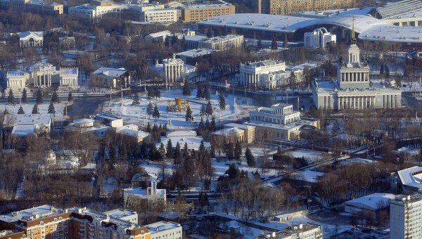 Москва. Архив