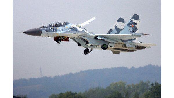 Су-30 МК