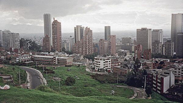 Санта-Фе-де-Богота. Архив