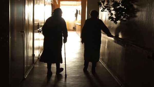 Пенсионеры. Архив