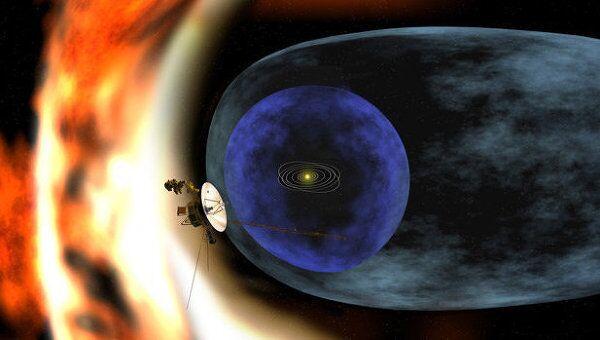 Зонд Вояджер-2 начал говорить загадками