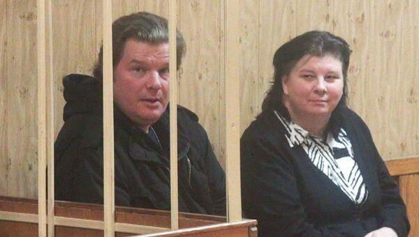 Жемчужный прапорщик Бойко улыбался после оглашения приговора