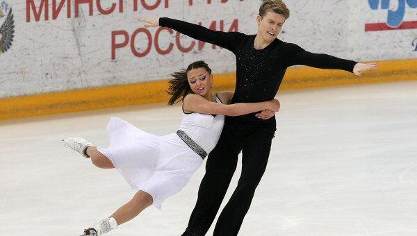 Екатерина Рязанова и Илья Ткаченко. Архив