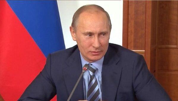 Путин посоветовал несогласным с итогами выборов в ГД обращаться в суд