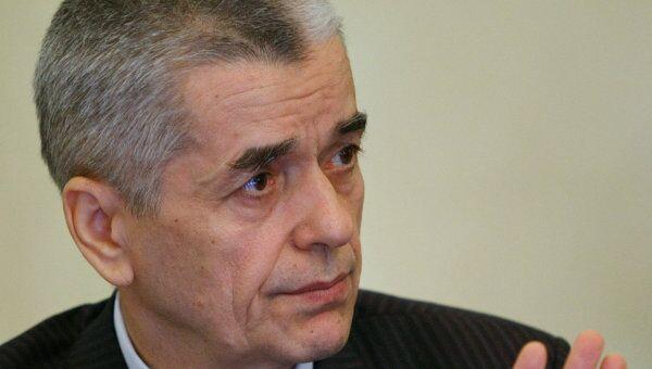 Белоруссия пытается сорвать договоренности по молоку - Онищенко