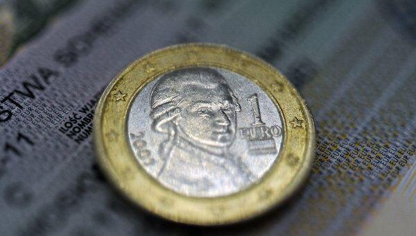 Австрийский евро. Архив