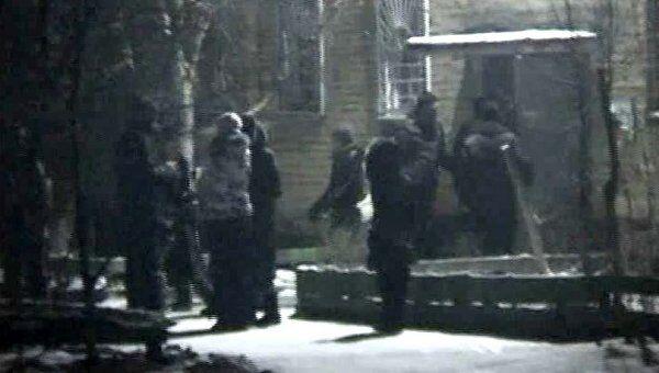 Жители Кызыла в спешке покидали ночью дома, опасаясь разрушений