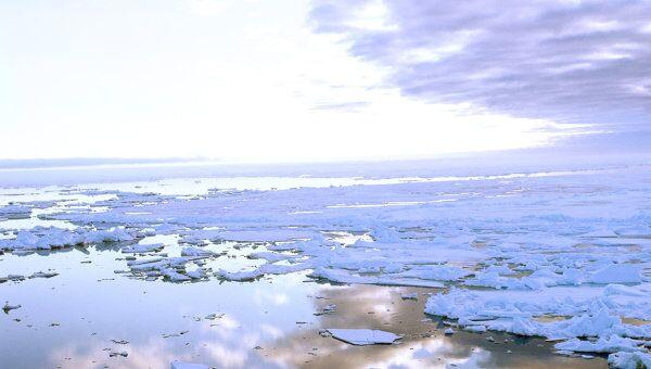 Карское море, архивное фото