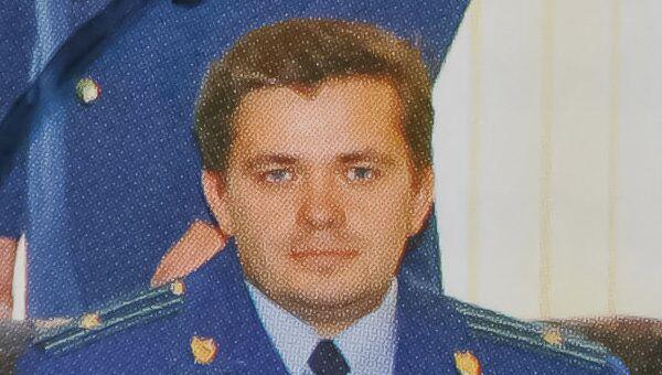 Начальник отдела Челябинской областной прокуратуры Олег Ухин