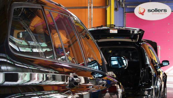 Соллерс снизил цены на внедорожники для жителей Приморья на 12%