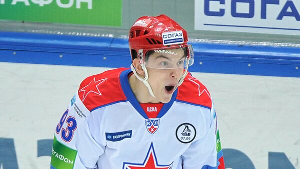 Николай Прохоркин, архивное фото