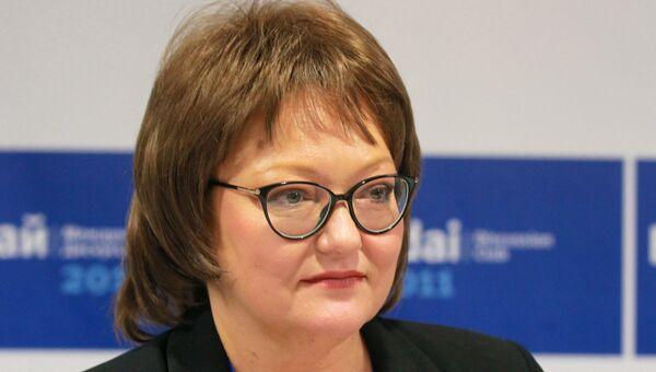 Ольга Крыштановская. Архив
