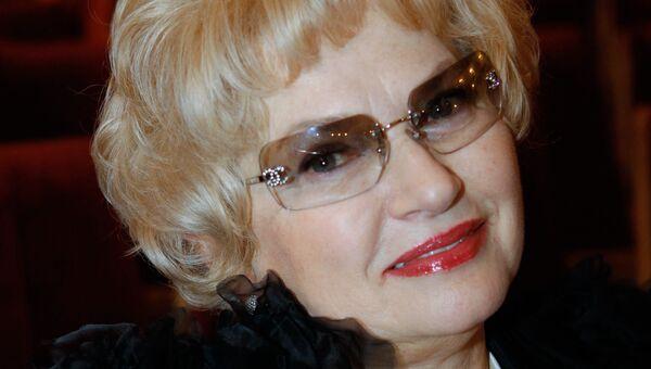 Людмила Нарусова. Архив