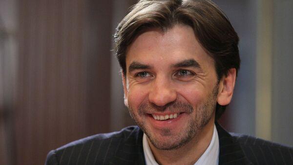 Министр РФ Михаил Абызов