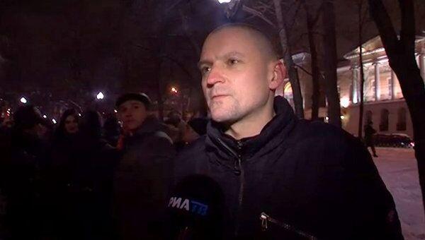 Шествие 4 февраля состоится в любом случае – лидер Левого фронта