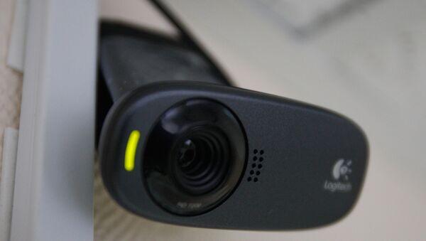 Веб-камера комплекта видеонаблюдения. Архив