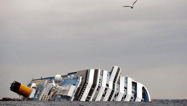 На борту Costa Concordia могли быть незарегистрированные пассажиры
