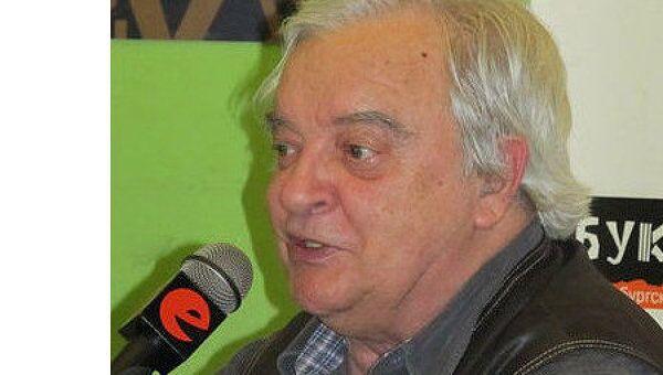 Писатель Житинский Александр Николаевич