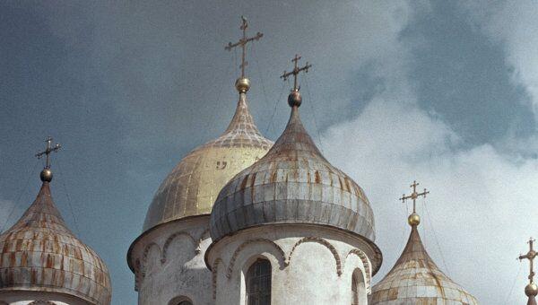 Софийский собор. Архив