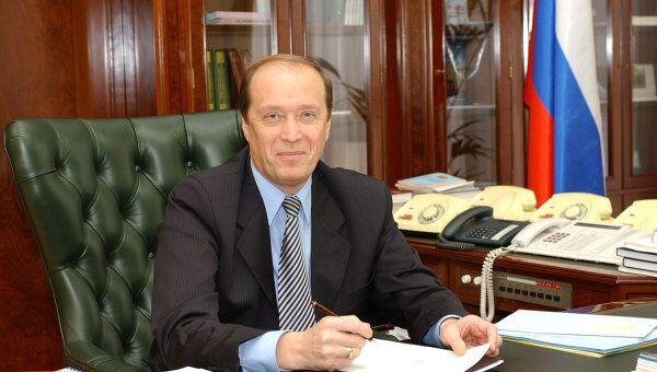 Посол России в Латвии Александр Вешняков. Архивное фото