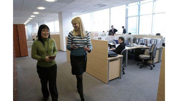 В январе 2009 года продолжилось падение ставок аренды на все офисные помещения