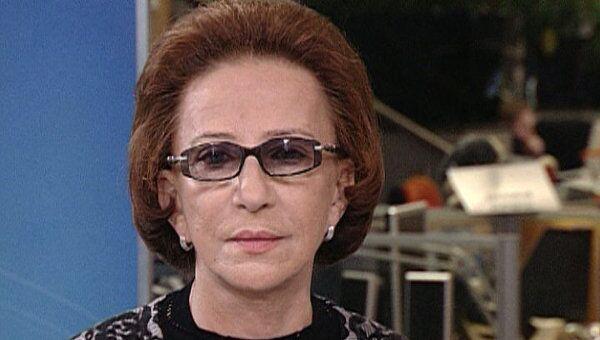 Тамара Морщакова, советник Конституционного суда РФ