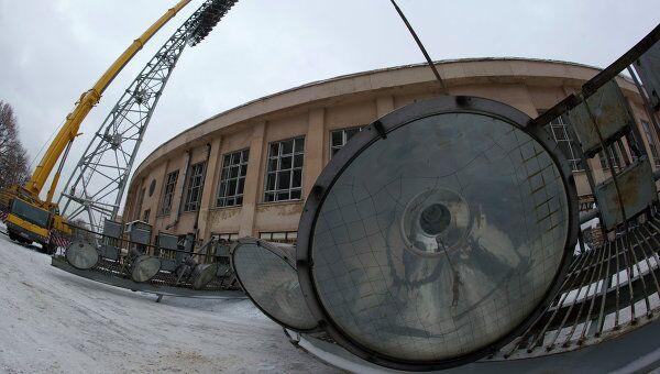 Реконструкция стадиона Динамо
