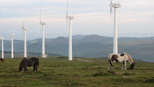 Эксперементальный парк ветряной энергии. Архив