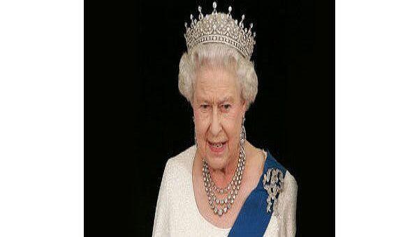 Елизавета II и облитая кислотой телезвезда обратятся к британцам в Рождество по ТВ