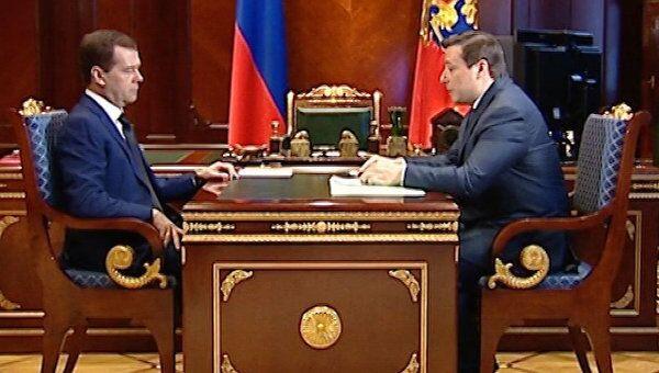 Медведев советует жителям Северного Кавказа учиться работать с туристами